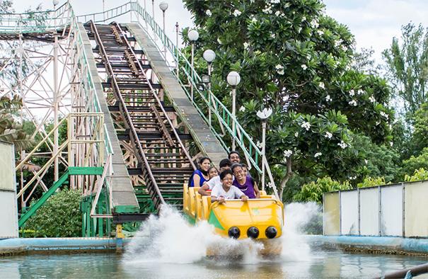 water-chute
